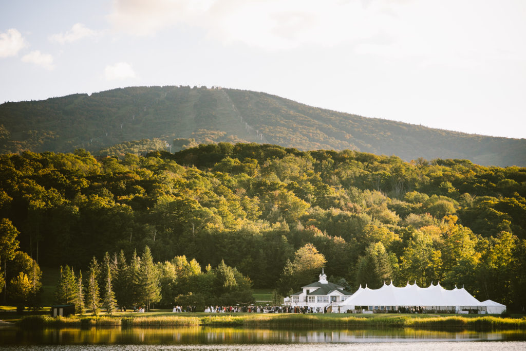 Scenic Vermont Destination weddings