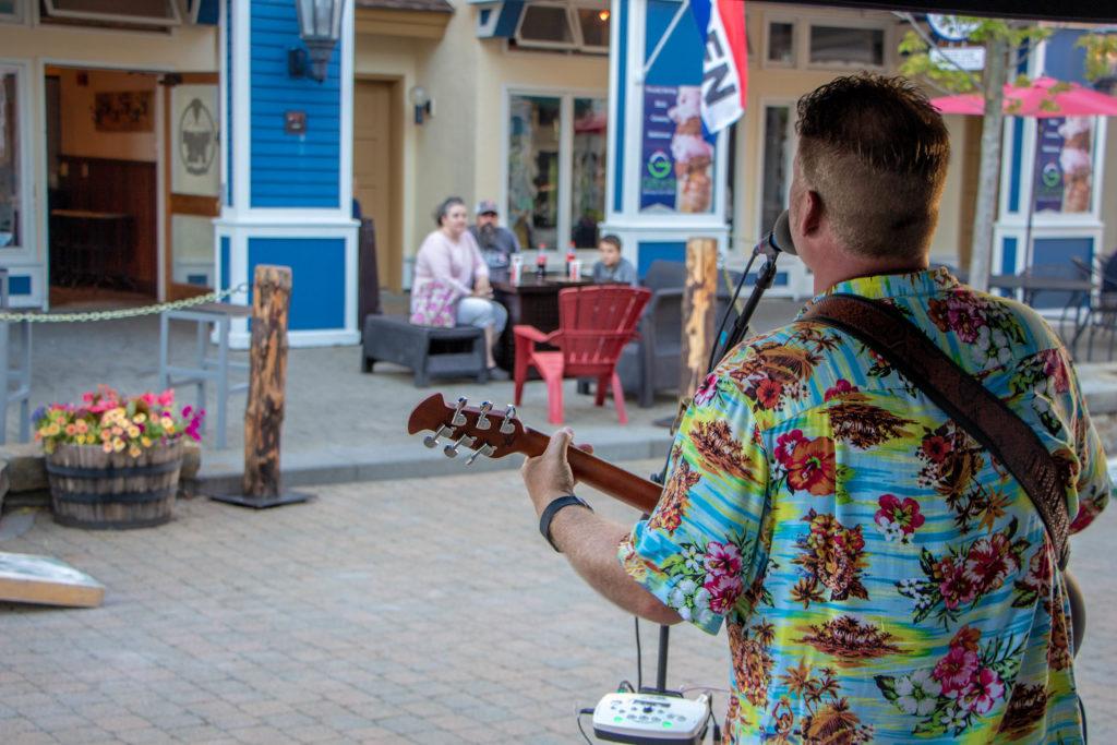Stratton Village live music
